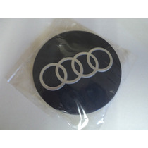 Emblema Audi 117 Mm Para Rodas Esportivas