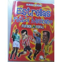 Estrellas Del Futbol Mexicano Albun Nuevo Casi Lleno