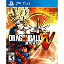 Dragon Ball Xenoverse Ps4 Nuevo Entrega Express Citygame