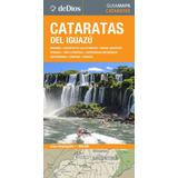 Guía Mapa De Cataratas Del Iguazú. De Dios Guías De Viaje.