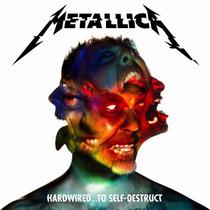 Cd Metallica Hardwire To Self Destruct 3 Cd ( Big Bang Rock)