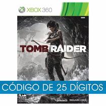 Tomb Raider - Xbox 360 - Midia Digital - Codigo 25 Digitos