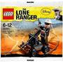 Juguete Lego Llanero Solitario Bomba Set De Vagones (bagge