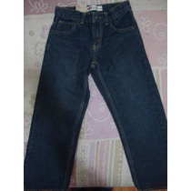 Jeans Levi´s Para Niño 100% Originales