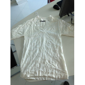 Vestido Branco Zara Brilhante