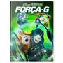 Dvd Força - G - Dvd Do Filme + Jogo Em Dvd-rom Para Pc Novo*