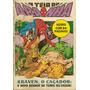 A Teia Do Aranha Nº 18 - Kraven, O Caçador - Mar/1991 Abril