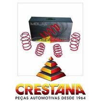 Kit Molas Esportivas Redcoil Fiat Grand Siena - Todos Rc145