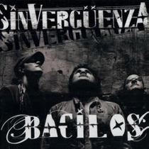 Cd Bacilos - Sin Verguenza (banda Pop Latina)
