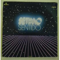 Lp Novela Sétimo Sentido - Nacional - Som Livre - 1982
