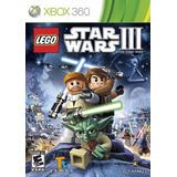 Lego Star Wars Iii 3 The Clone Wars Nuevo Xbox 360 Dakmor