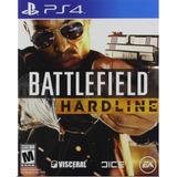 Battlefield Hardline Ps4 Nuevo Original Fisico Caja Sellada