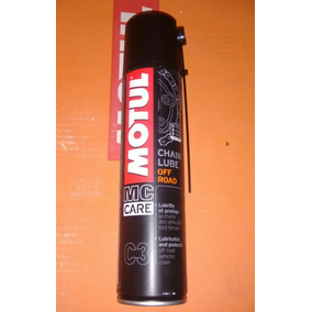 Motul C3 Chain Lube Off Road 400ml Spray(temos C2 E C4)