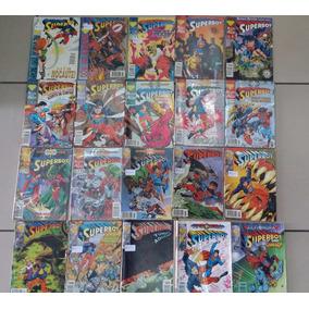 Gibis Superboy Revista De Aco Formatinho Varios