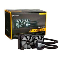 Water Cooler Corsair H100i V2 Hydro Series Cpu Intel - Amd