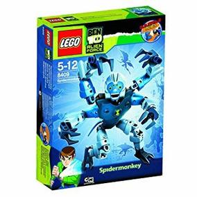 Lego Ben 10 Alien Force - Mono Araña