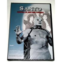 Dvd Santo Contra El Rey Del Crimen Ana Bertha Lepe, Fernand