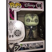 Funko Pop Jack Skellington Día De Muertos