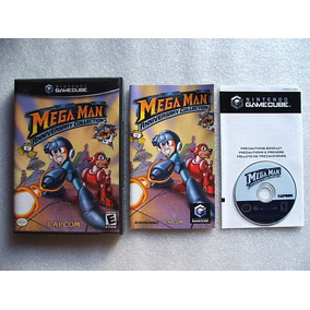 Game Cube: Megaman Anniversary Collection Completo!! Raro!!