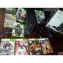 Xbox 360 250gb +2 Joystick+ 9 Juegos Originales+ Kinetic