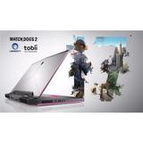 Alienware 17 I7-7820hk 32gb Ram Gtx1080 8gb 1tb+256ssd Qhd