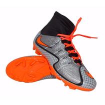 Promoção Chuteira Nike Infantil Campo Super Leve Frete Grats