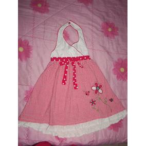 Vestido Para Niñas Talla 3-4 Años