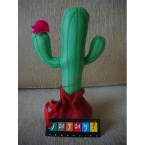 Cactus Artesanía De Jujuy - Nuevo Con Etiqueta !!!