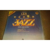 Disco Acetato De L.a.4 Concierto De Aranjuez Jazz