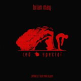 Cd Brian May Red Special - Japao