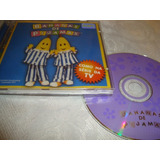 Cd Bananas De Pijamas Volume 1 Semi Novo Artesom