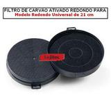 Filtro De Carvão Ativado Para Coifa Universal (kit Com 2)