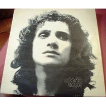 033 Mvd- Lp 1972- Roberto Carlos- Como Vai Voce- Nac Vinil-