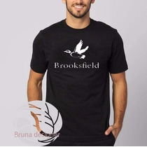 Camiseta Brooksfield - Otima Qualidade !!!