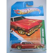 Hotwheels 1971 Buick Riviera - 061/244 - Coleção 2011