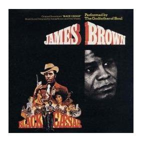 Cd James Brown - Black Caesar Importado Lacrado Pronta Entre