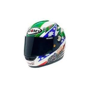 Capacete Suomy Vandal World Champion 999 60