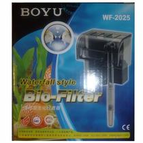 Filtro Boyu Externo Wf-2025 Cachoeira 300l/h 220v Aquario