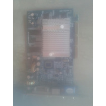Placa Aceleradora De Video Nvidia 256mb Agp