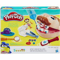 Playdoh Doctor Drill Dentista Bromista