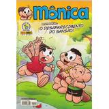 Monica Revista Nº 44 Editora Panini Comics