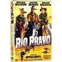Dvd Filme - Rio Bravo - Onde Começa O Inferno