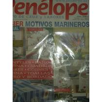 Penélope N 143 - Com Grafico-revista De Ponto Cruz