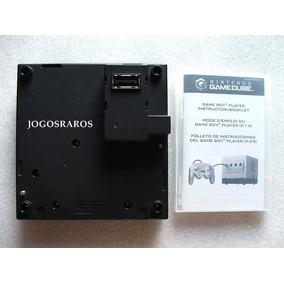 Game Cube: Game Boy Player Nintendo Completo! Acompanha Dvd!