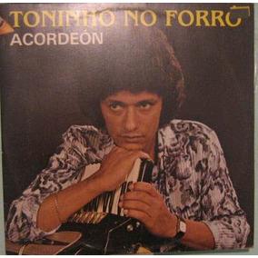 Toninho No Forró - Acordeon - 1982