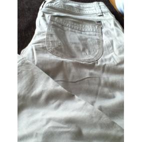 Pantalon Mujer Talle 4 Tommy Hilfiger Se Hace Pescadora! New