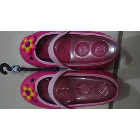 Crocs Rosa Infantil