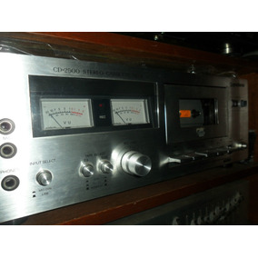 Tape Deck Gradiente Mod. Cd 2500