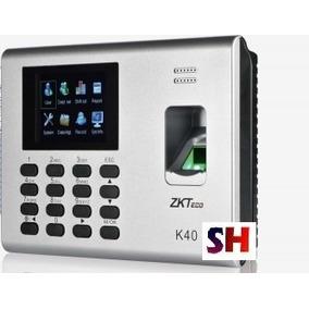 Reloj Checador, Apertura De Puertas Biometrico Con Bateria