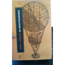 Livro Os Investigadores - Filosofia/sociologia - Frete Grati